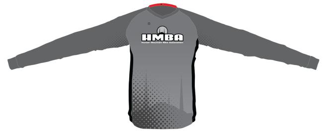 HMBA Trail Shirt - LS